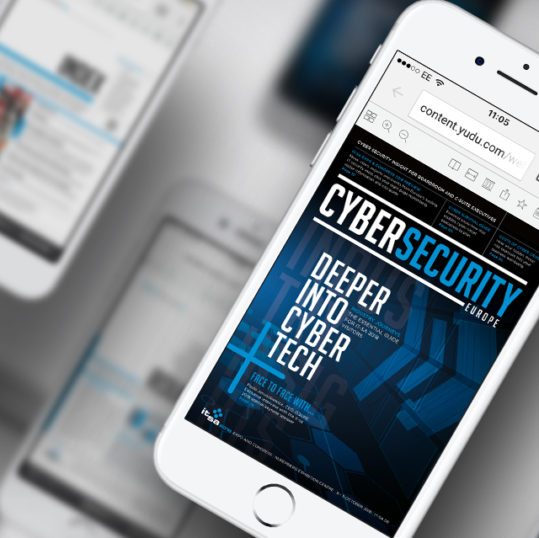 Cyber Security Europe Digital Magazine