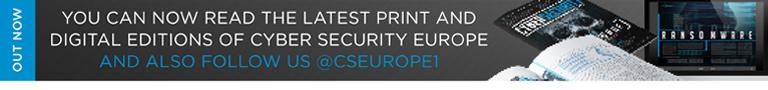 Cyber Security Europe Print Magazine